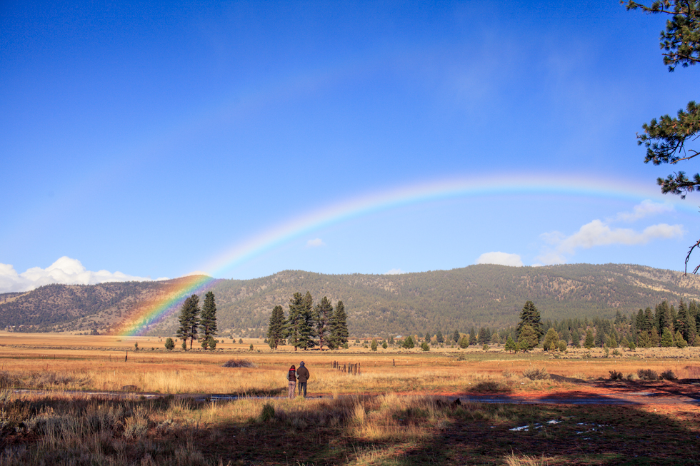 sierraville california rainbow