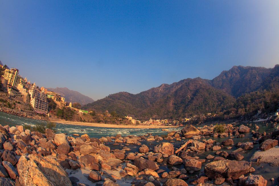 Rishikesh Ganga River