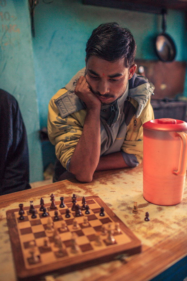chess with chai wallah