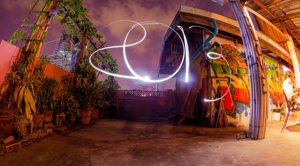 lightpainting 2013