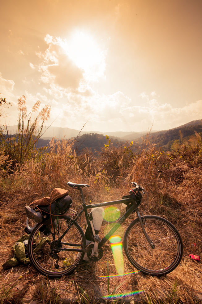 cycling chiang mai to pai