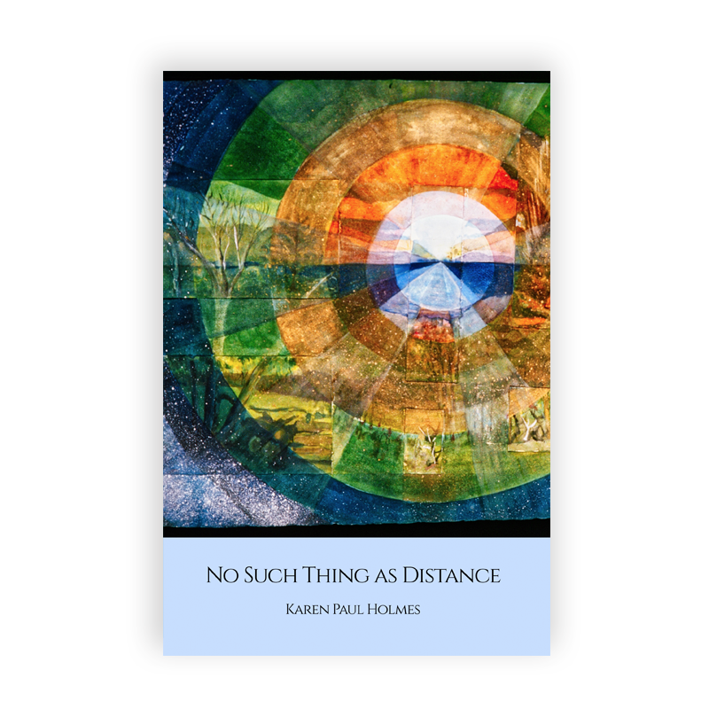 New Book,  No Such Thing as Distance