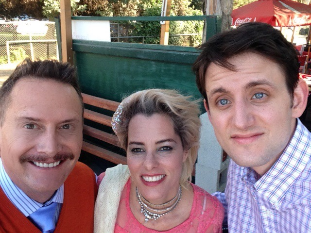 MASCOTS WITH PARKER POSEY AND ZACH WOODS