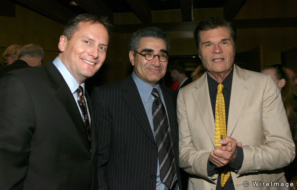 FOR YOUR CONSIDERATION PREMIERE WITH EUGENE LEVY &  FRED WILLARD