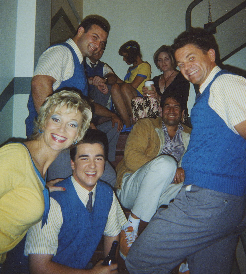 JANE LYNCH, JOHN MICHAEL HIGGINS & A MIGHTY WIND CAST