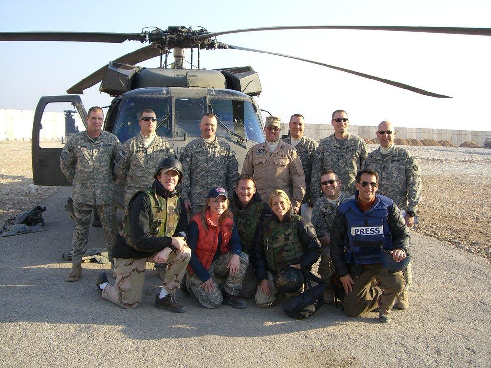 2008 KUWAIT/IRAQ COMEDY TOUR