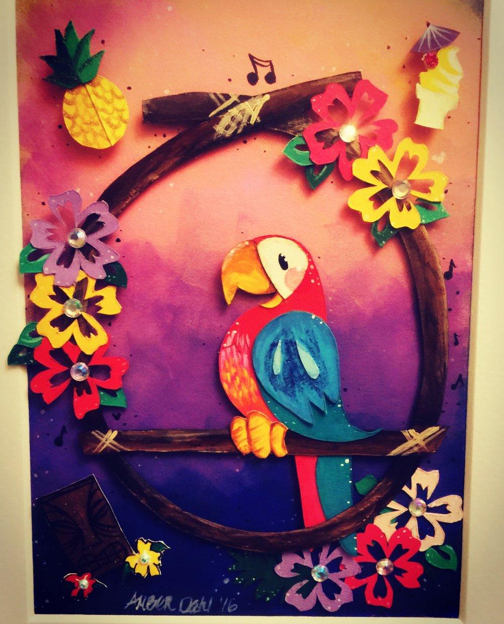 Tiki Bird