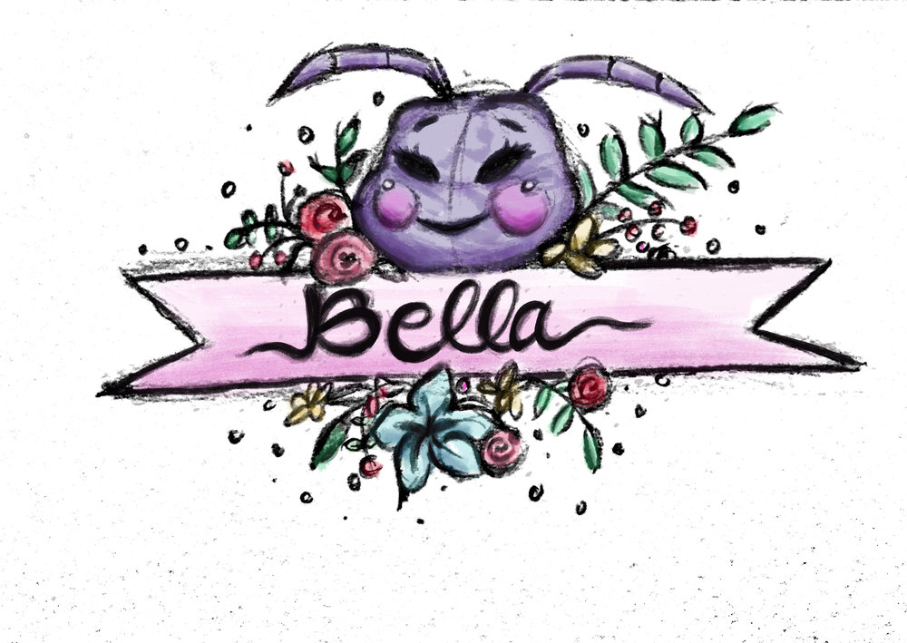 Bella concept art