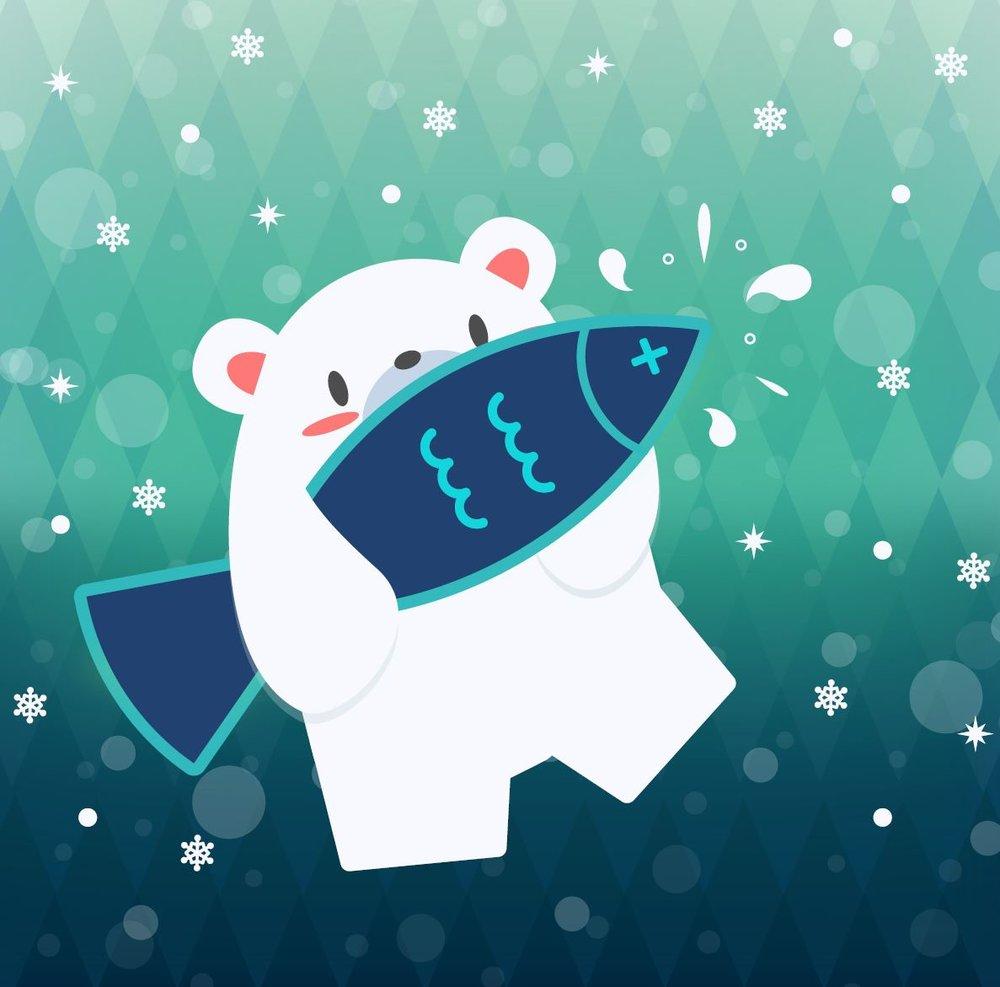 Company logo for Puddle Bear Clothing