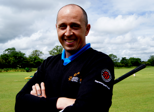 Darren D Hopwood, Head PGA Professional
