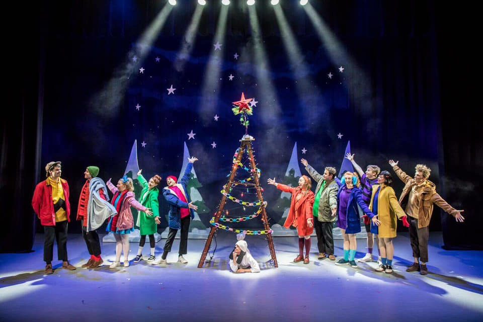 A Charlie Brown Christmas - Associate Choreographer/Director (National Tour)Brian Lawton, dir.