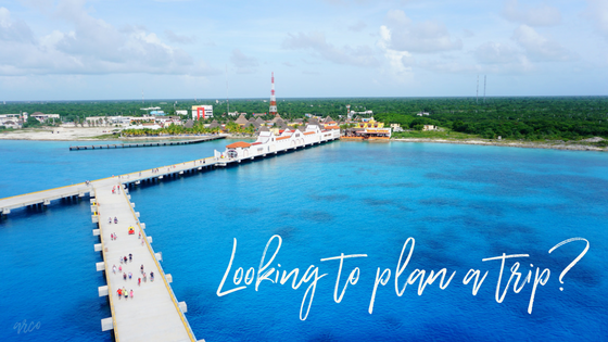 Cruise Vacations | Cruises to Mexico | Carnival Cruise | Royal Caribbean | Norwegian Cruise Line | Cozumel | Trip Planning | Ashley Rae Co.