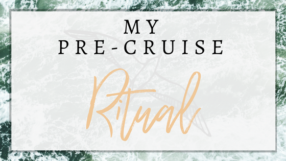 Packing for a Cruise | Cruise Packing List | Cruise Packing Checklist | Rituals | Travel Blog | Cruise Vacations | Vacation Planner | Ashley Rae Co.