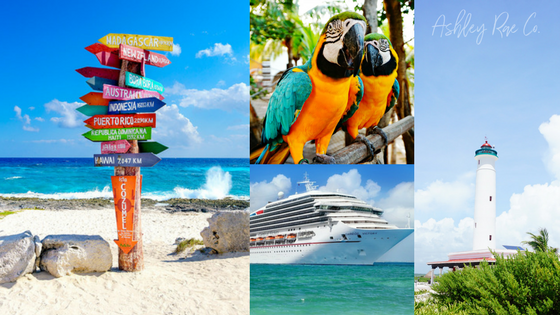 Western Caribbean Cruise | Cruise Deals | Cruise Vacations | Carnival Cruise Lines | Cruise to Mexico | Athens Travel Agent | Ashley Rae Co.