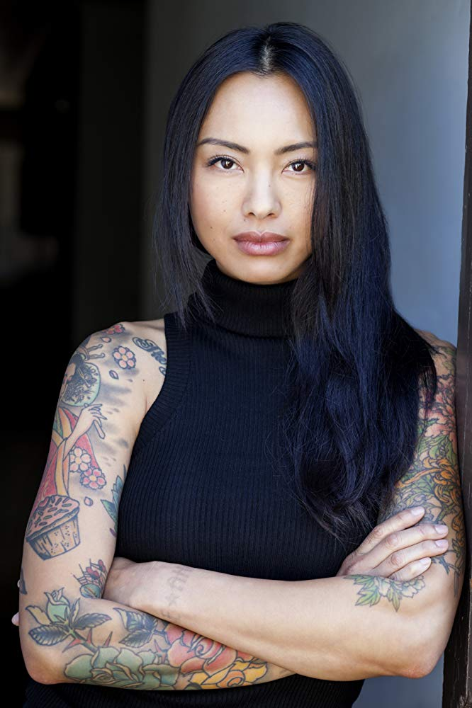 LEVY TRAN     Spring 2019    Congrats on booking your first series regular on    MacGuyver
