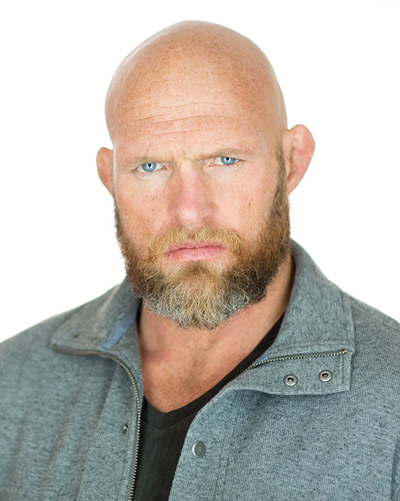 KEITH JARDINE     Spring 2019    Congrats on booking your first guest star on    Blindspot