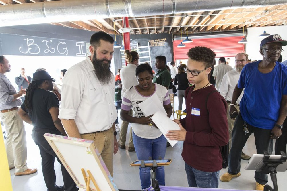 "Six Points Innovation Center seeks to transform Highland Park's future through its youth - ""This project is not only changing the lives of the youth in this neighborhood, but changing the course of the entire neighborhood."""