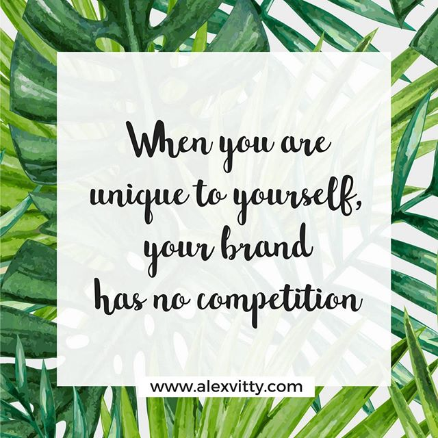 """It's easy to compare yourself to the 'competition' (people with a similar offering and target market) and worry about how you are going to attract your dream clients.  The simple truth is """"there is only one you"""" and that is what your clients love about you.  Try to get super clear about who you are, who your dream clients are and what problem you are solving for them.  Then it's just a case of attracting your people.  #collaborationovercompetition #onlyoneyou #branding #brandingdesign  #girlboss #buckinghamshirebusiness #ukbusinesswomen #uksmallbusiness #uksmallbiz #bucksbusiness #womensupportwomen #successfulwomen #femaleentrepreneur #workingmama"""
