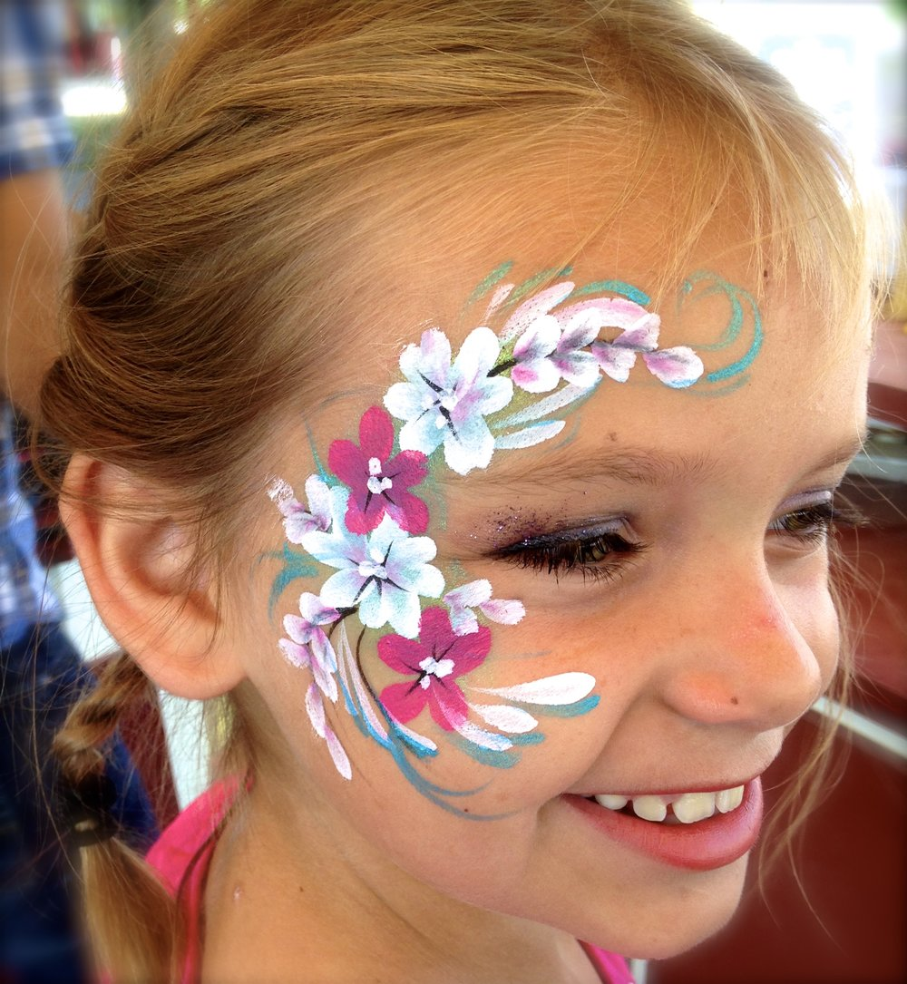 face paint reno face painting