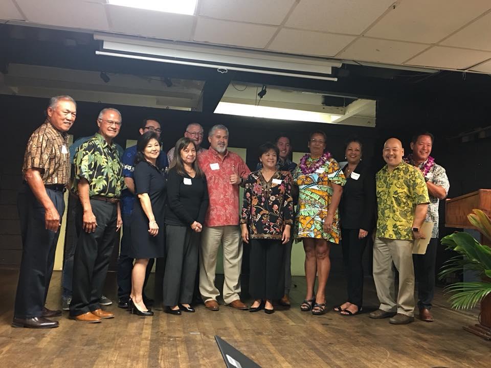 Wahiawa Community and Business Association Board Members
