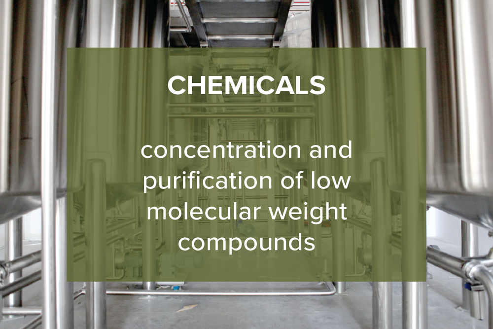 FOOD + BEVERAGE  ingredient fractionation for nutrient enhancement