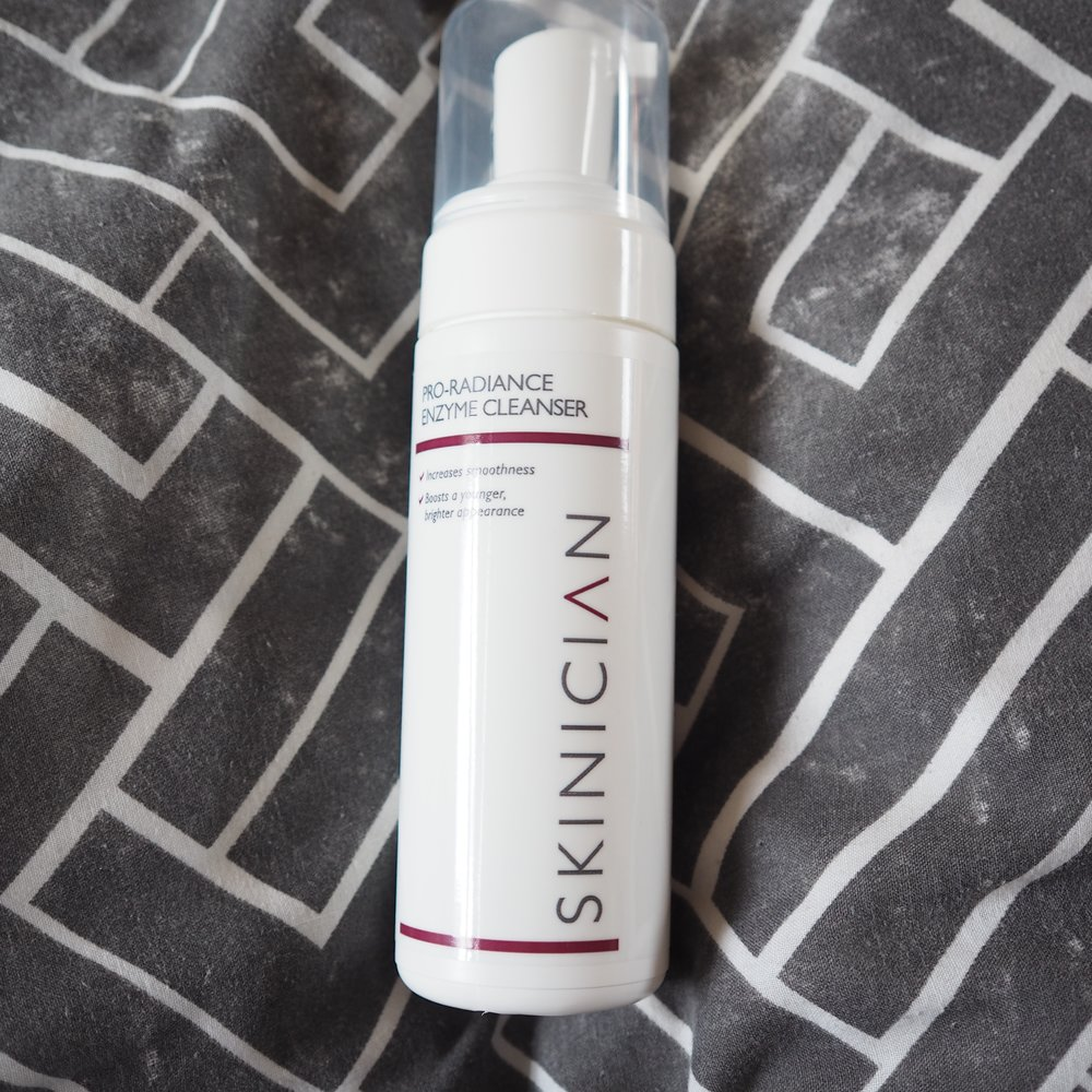 Pro- Radiance Enzyme Cleanser -