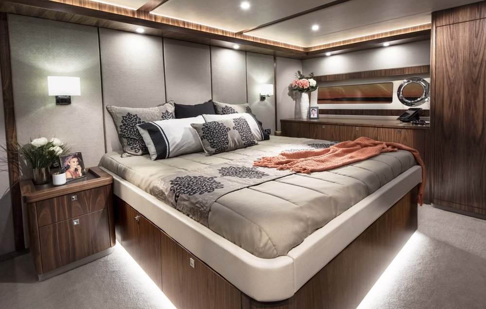 Riviera 68 Sports Motor Yacht Presidential Master Stateroom.jpg
