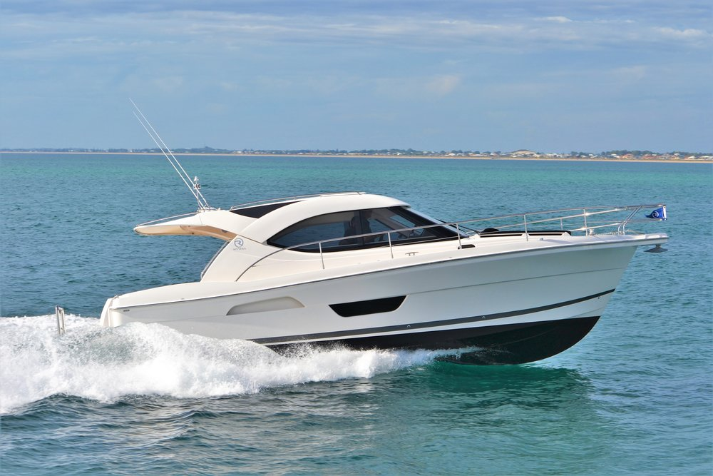 Riviera 3600 Sport Yacht </br> $154,000 per 1/5 share
