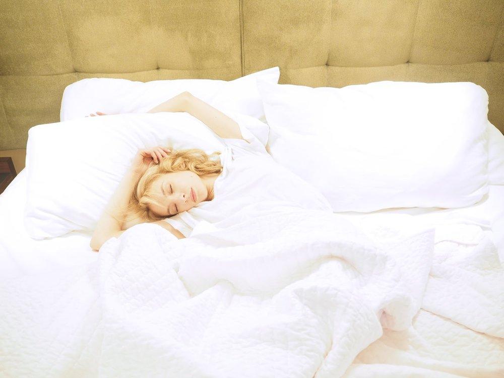 Dream Angel sleep
