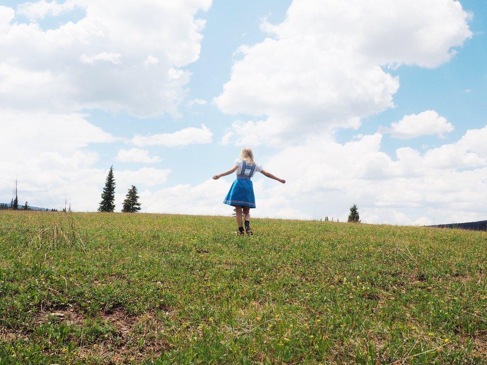 Dream Angel Telluride, Colorado