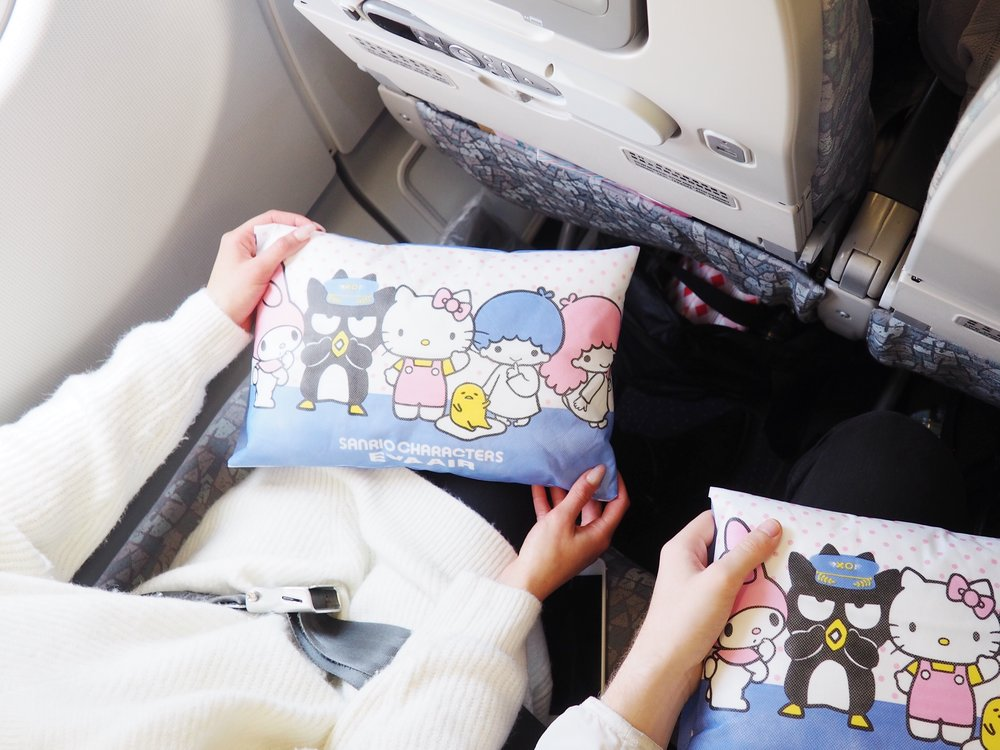 Dreamline Alliance EVA Air Hello Kitty