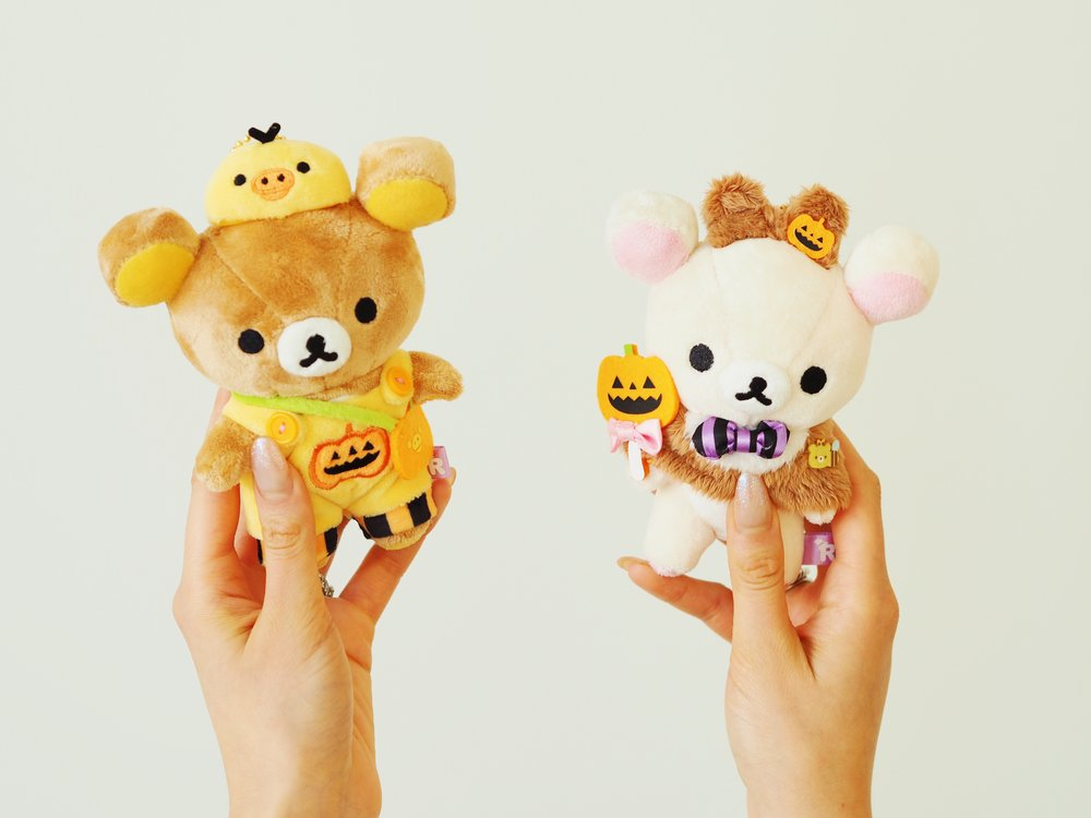 Dreamline Alliance Rilakkuma Halloween
