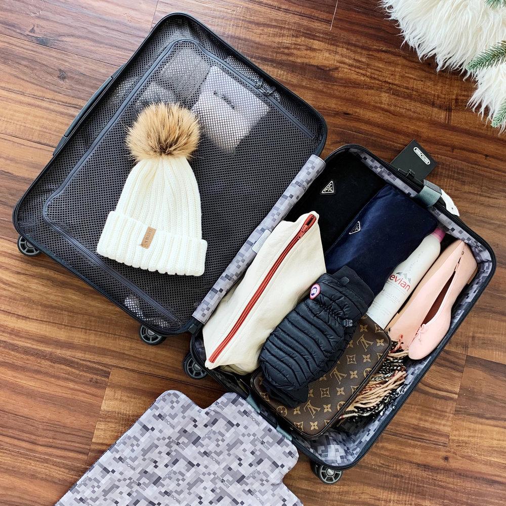 Dreamline Alliance suitcase for Aspen