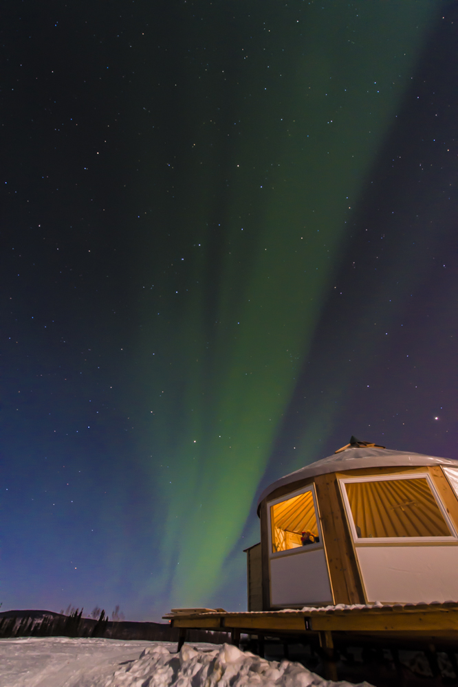 Aurora Viewing Tour -
