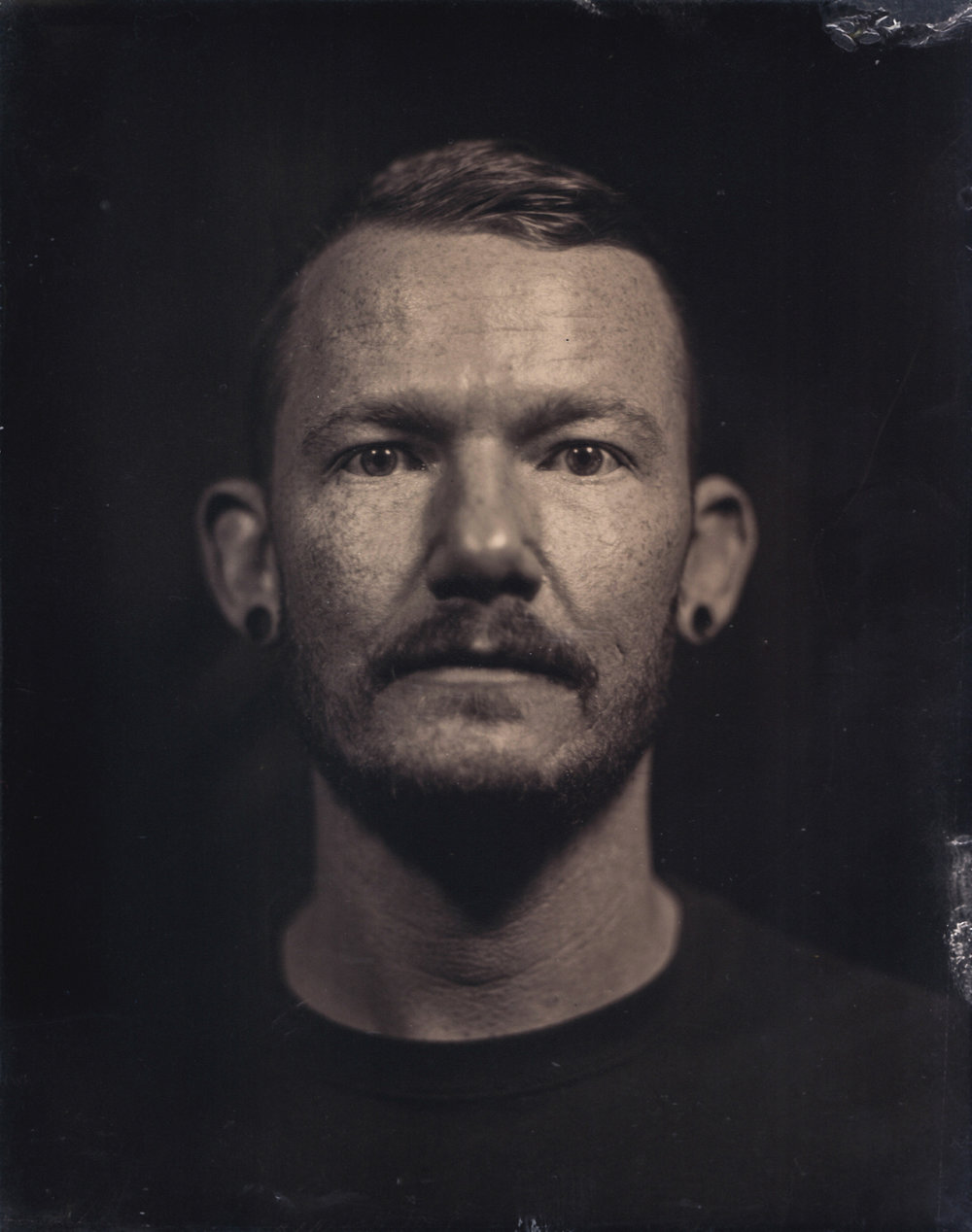 Lansing Michigan Tintype Photographer Steven Glynn