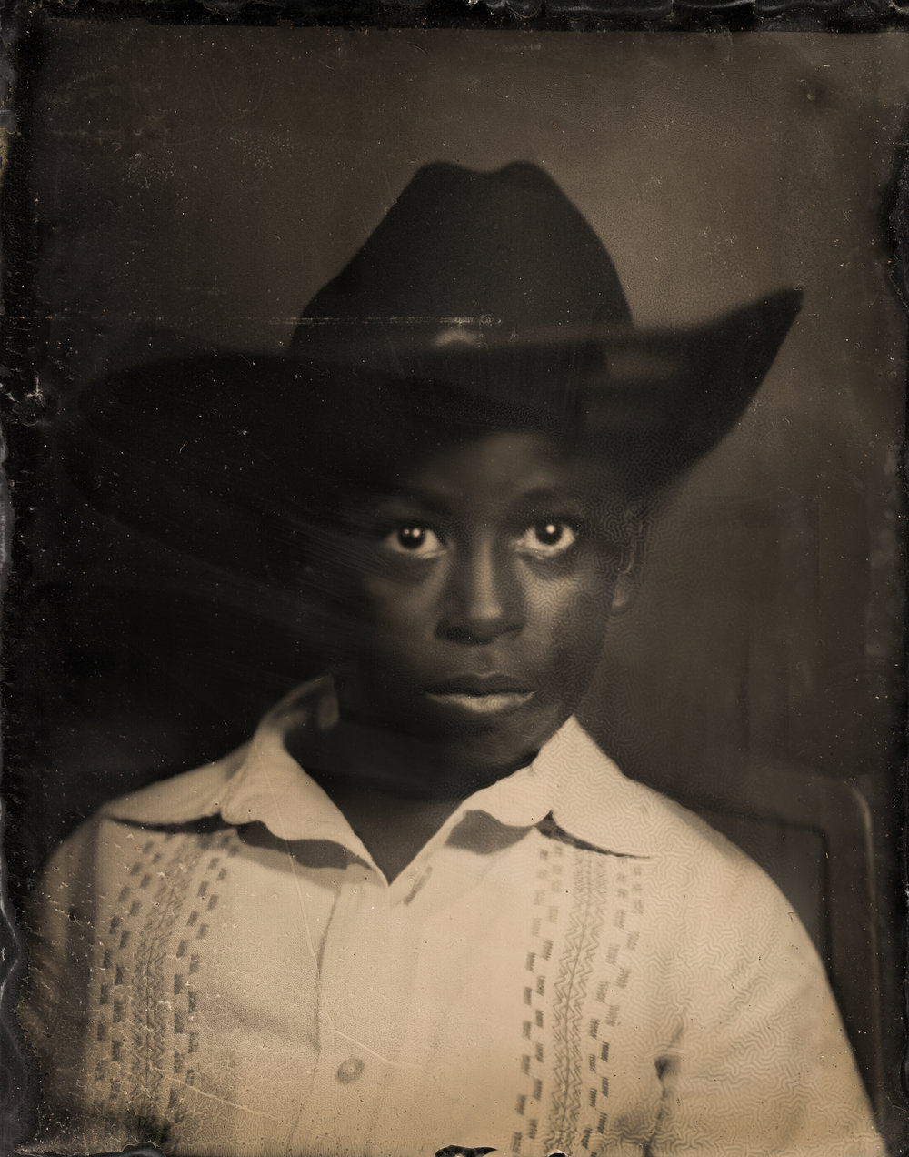 Michigan Tintype photographer