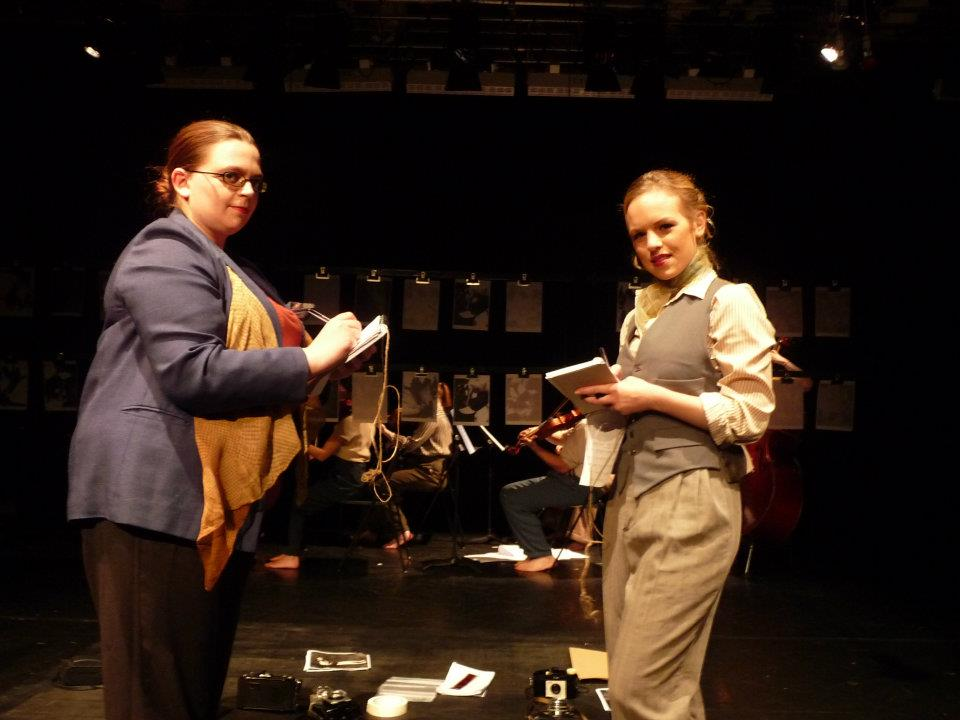 Opera Rehearsals
