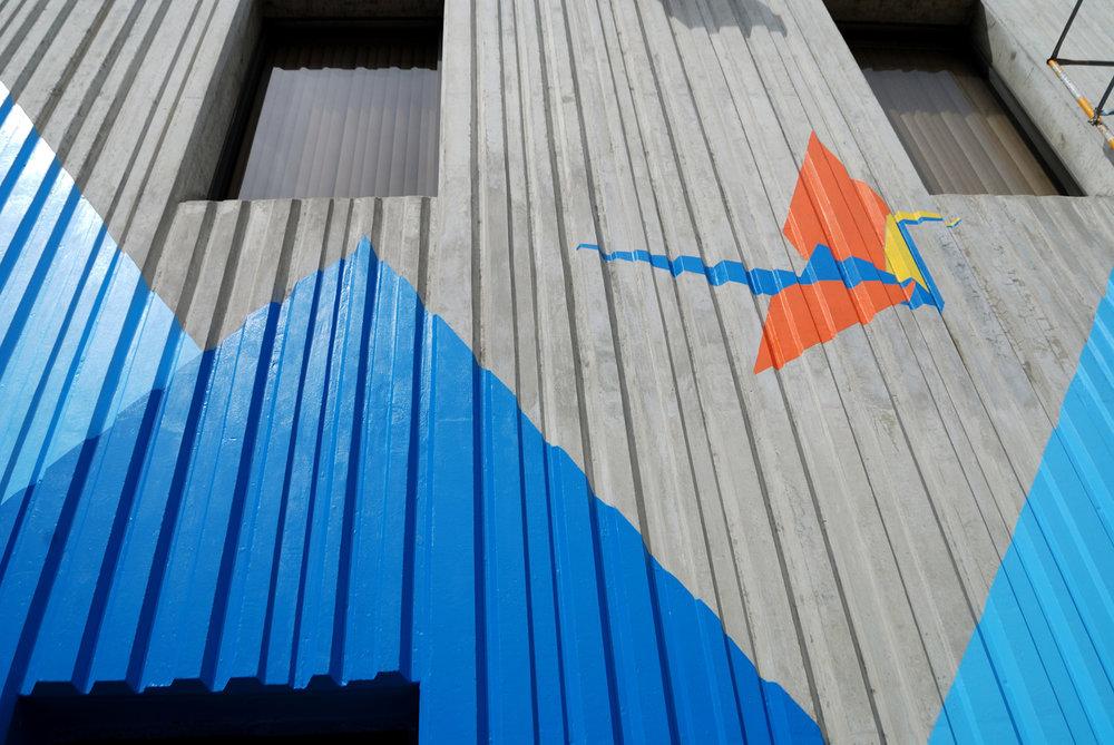 Augustus Hawkins Origami Crane Concrete.jpg