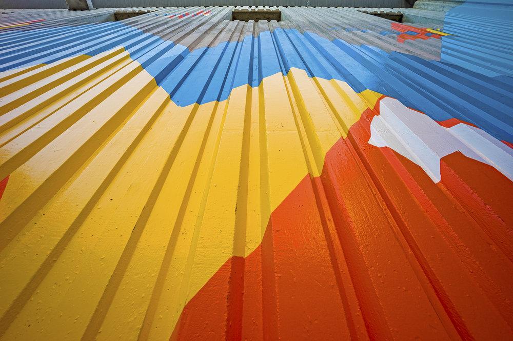 Augustus Hawkins Precast Concrete Texture Paint Yellow.jpg