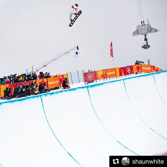So it's no mystery that I am an #olympicsjunkie. Haha! It boggles my mind when people don't watch it as much as me, haha 😆 I love both, but the winter wins out. I have also followed @shaunwhite through his journey especially since we're the same age. I am amazed at his talent and the fact that he kept going even after a crash most people said he should stop. Him winning the gold was just incredible to watch and I hold my breath the whole run. This post came up today and his words just really hit me in the feels, esp during a completely vulnerable time. As I mentioned in my last post, I had a very personal and emotional January. Part of it was some burn out from pushing so hard and part of it was the feeling of inadequacy for my business -  that is my artwork. I started my business believing in myself. This is what I was meant to do ever since I was little! And I sent it- no option B. This post is a reminder that I need to get back to that belief because when I do, I achieve greatness. So, even though you will probably not read this... thanks man for the reminder that the first step is belief in ourselves. 😊 also, whoever took this photo... AMAZING shot!  #shaunwhite #wordsofencouragement #belief #passion #doesntstophere #olympics #fueledbypassion #handiworkbymeredith  #Repost @shaunwhite with @get_repost ・・・ Believing in yourself is the first step in achieving things you didn't think are possible... and sometimes it doesn't hurt to just send it 🚀 #Snowboarding #Motivation
