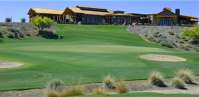 Wickenburg Ranch Clubhouse