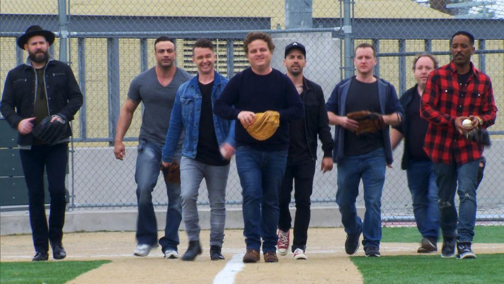 The Sandlot Cast reunited for the 25th anniversary for their feature on the  Today Show .