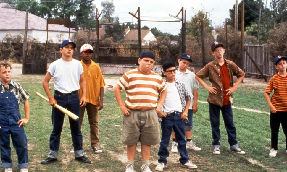 """Did anyone ever notice that Benny was ready to murder a kid and brought his batt with him to confront the Tigers?   """"You don't eff with Benny"""" - Brandon"""