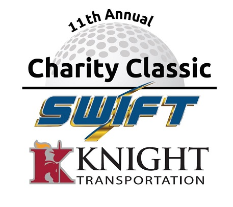 Swift and Knight Transportation raise millions of dollars every year at their Charity Golf Classic for the  Special Olympics .