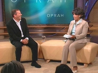 The Human Calculator, Scott Flansburg, on Oprah
