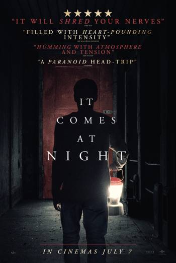 Trey Edward Shults wrote and directed the 2017 A24 Film, It Comes At Night, starring  Joel Edgerton