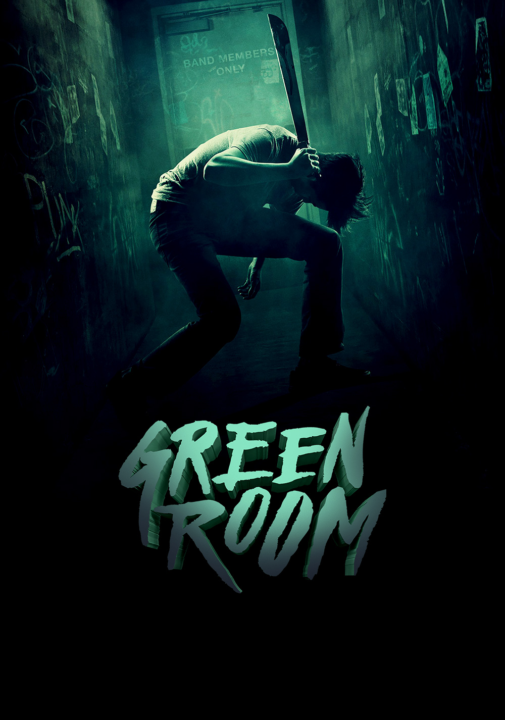 Jeremy Saulnier wrote and directed the 2015 A24 movie, Green Room, starring  Anton Yelchin
