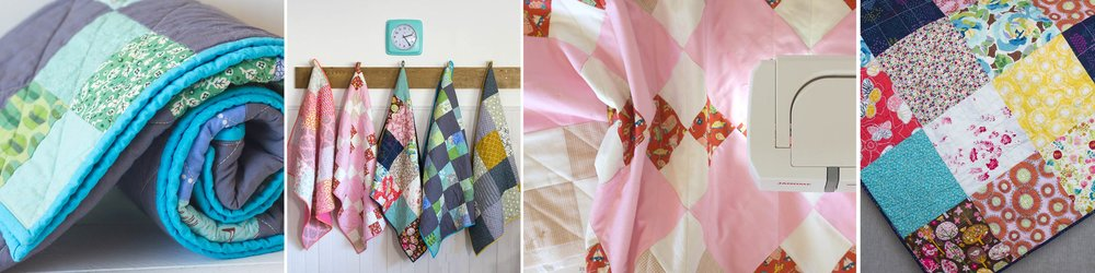 Hello, Quilting Etsy Banner