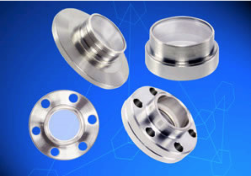 Viewport Specifications - View Diameters: 0- 5.0 inchesStandard Transmission 0.25 -  4 micronsTemperature Range:  -269°C to +450°CInternal Pressure: 1x10-10 Torr up to 400 psigNew nonmagnetic, cryogenic vacuum Sapphire  Viewports