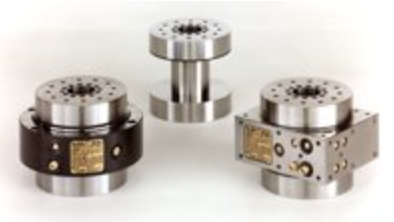 BLOCK-HEAD® Spindles - BLOCK-HEAD® Spindle family combines ultra-high accuracy with extremely high stiffness in a very compact package making possible direct machining to optical tolerances and finishes.Model 3R  - 15,000 rpm                      Model 4R, Model 4R 2.25, Model 4B , Low-Profile 4R & 4B - 7,500 rpmModel 10R, Model 10B, Model 10R-606 - 1,800 rpmModel 23R  - Application Dependent rpm